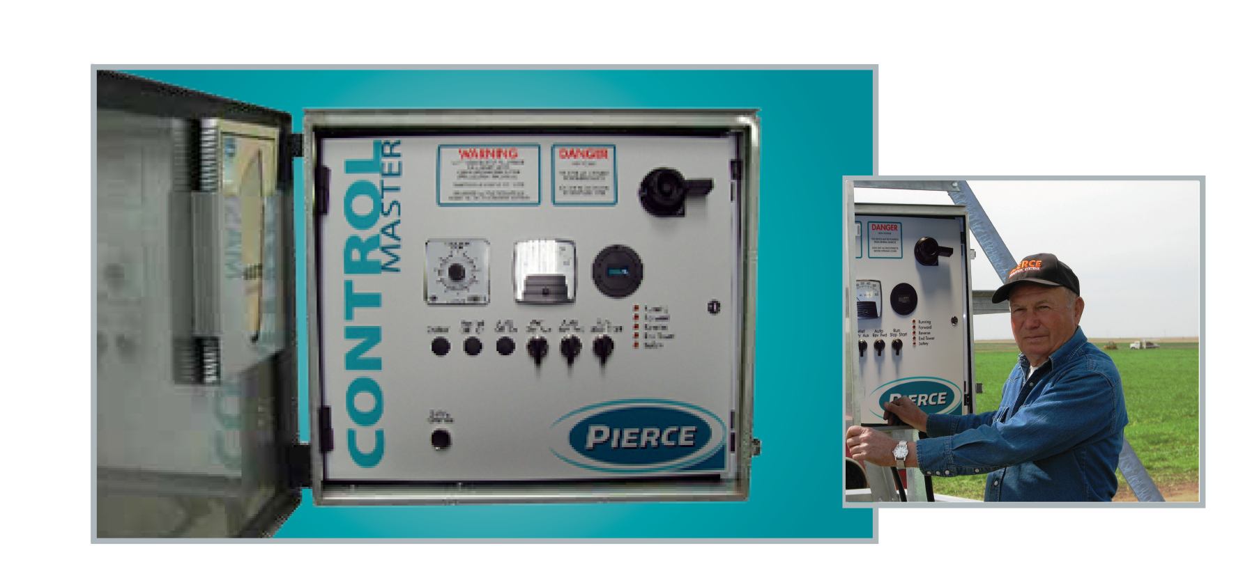 Pierce Corporation Irrigation Systems Control Panel