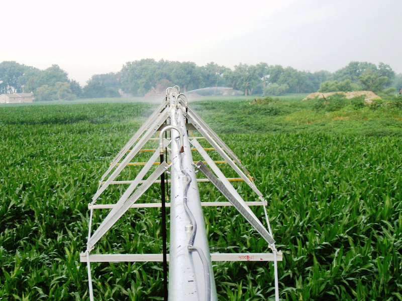 Pierce Corporation Center Pivot Irrigation