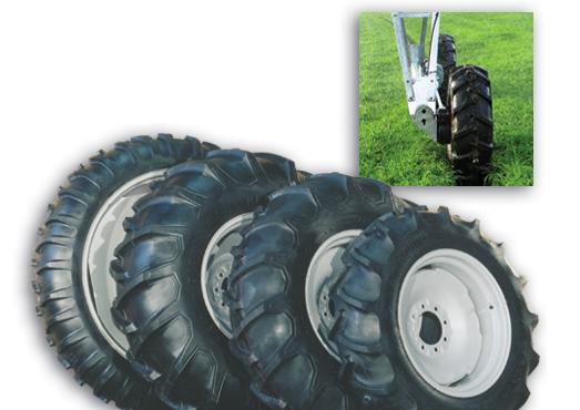 Pierce Center Pivot Irrigation Systems Ag Tires