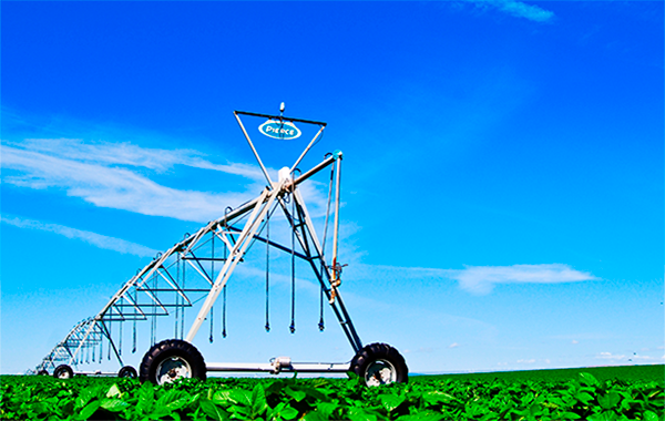 Pierce Center Pivot Irrigation System