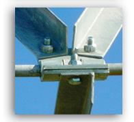 Pierce Center Pivot Irrigation Systems Truss Joiner