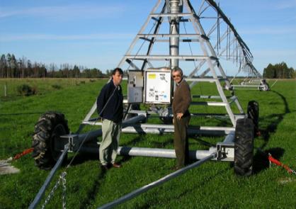 Pierce Towable Center Pivot Irrigation Systems