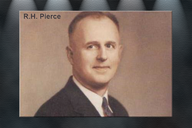 R.H. Pierce